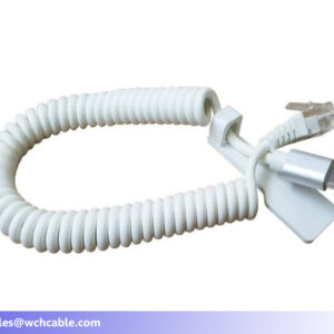 300V spring cable