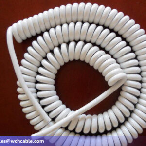 Automotive Spring Cable