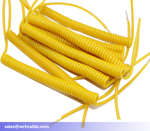 China Made Quality Spring Cable