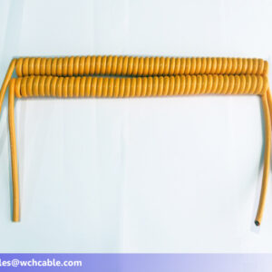 Power Control Spring Cable